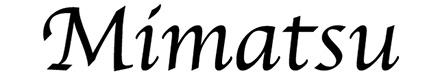 Mimatsuのロゴ