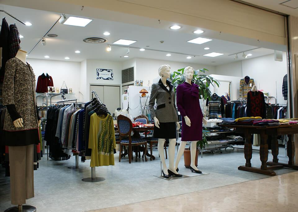 エッセンスの店舗画像
